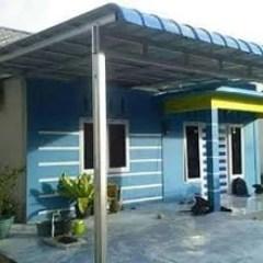 Kanopi Baja Ringan Untuk Dapur Jual Harga Murah Medan Oleh Renovasi