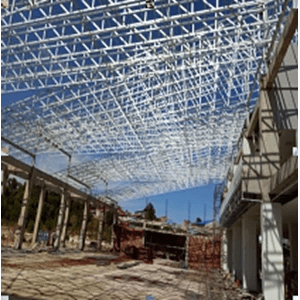 genteng baja ringan murah jual rangka atap dan penutup metal berpasir
