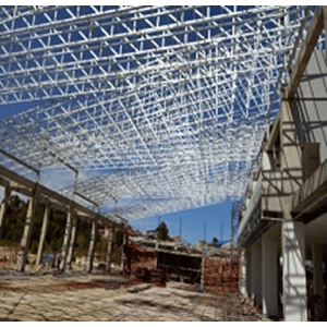 genteng baja ringan murah jual rangka atap dan penutup metal color harga