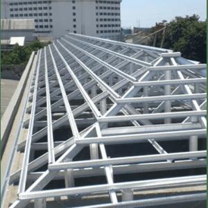 harga atap baja ringan dan genteng beton jual rangka murah pasuruan oleh cv merpati