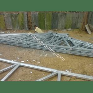 jarak reng baja ringan atap galvalum jual rangka harga murah surabaya oleh cv