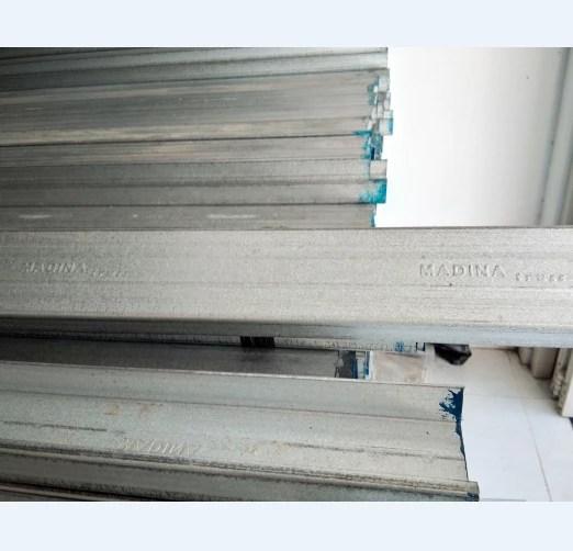 harga baja ringan cnp 1 mm jual kanal c madina truss galvalum 1mm murah sidoarjo oleh