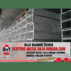 Baja Ringan Truss C75 Jual Canal 065 Harga Murah Jakarta Oleh Pt Dara