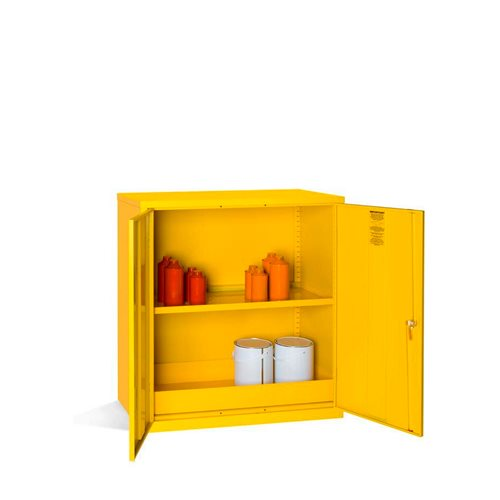Hazardous substance cabinet 1000x915x457 mm  AJ Products