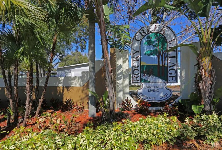Rocky Creek Village Senior Living  Tampa FL  Apartment Finder