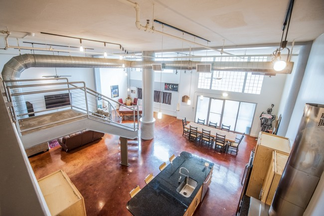 South End Lofts San Antonio TX Apartment Finder
