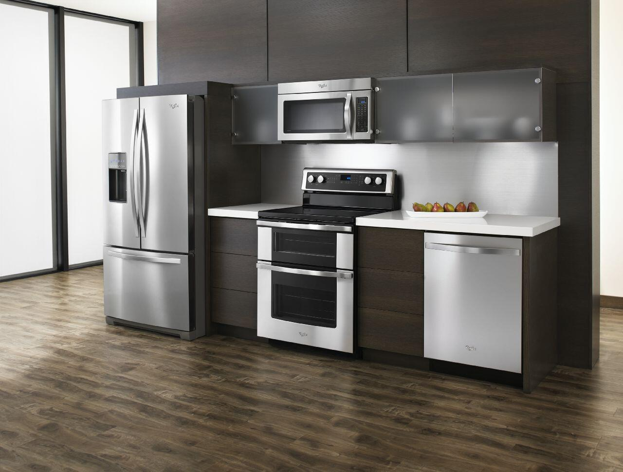 best place to buy kitchen appliances home depot flooring whirlpool wdt790saym 24 inch gold series built in fully ...
