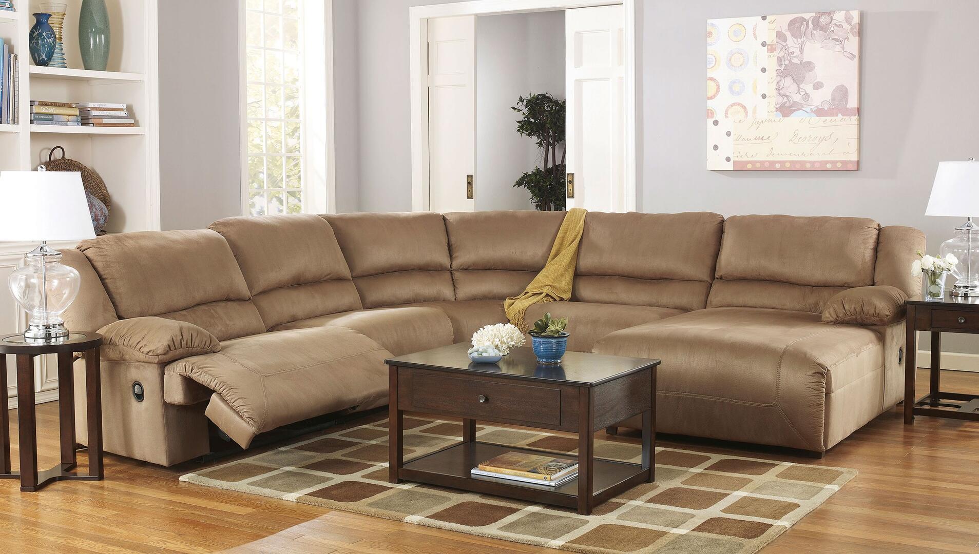 ashley furniture morandi mocha sofa sofas in san antonio signature design by 578025pcsecl hogan series