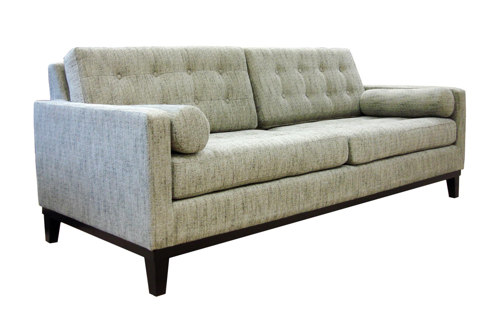 chenille sofa fabric care furniture beds designer armen living lc7253as stationary appliances