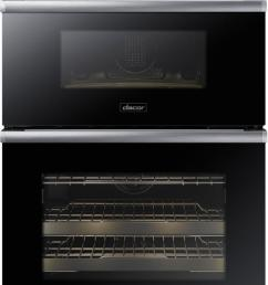 dacor modernist doc30m977ds 30 modernist series combi wall oven [ 754 x 1080 Pixel ]