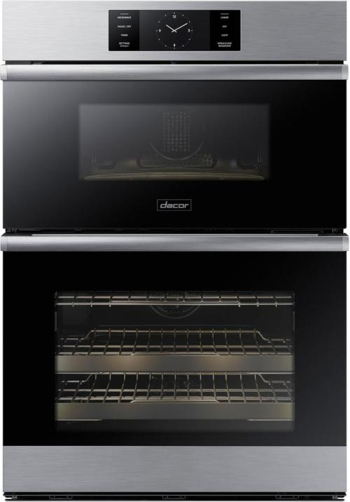 small resolution of dacor modernist doc30m977ds 30 modernist series combi wall oven