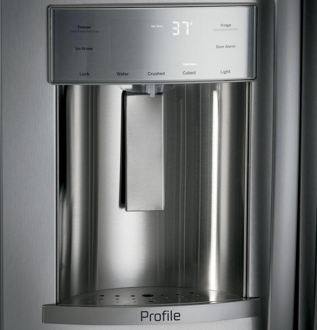 GE Profile PSB42YSKSS 42 Inch Profile Series Stainless