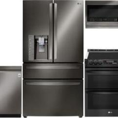 Lg Kitchen Appliance Packages Mobile Cart Appliances Connection 977872