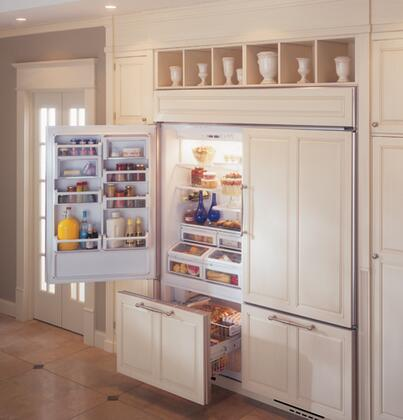 GE Monogram ZIC360NRRH Monogram Series Refrigerator with