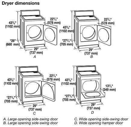 Maytag MEDC200XW Centennial Series Electric Dryer with 7.0