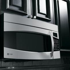 Frigidaire Kitchen Package Cost Of Renovating A Ge Pvm1870smss 1.8 Cu. Ft. Over The Range Microwave Oven ...