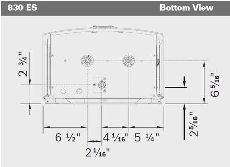 Bosch Therm 830ES 18
