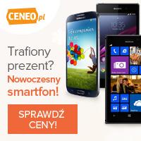 Telefony komórkowe_kreacje_świąteczne na Ceneo.pl