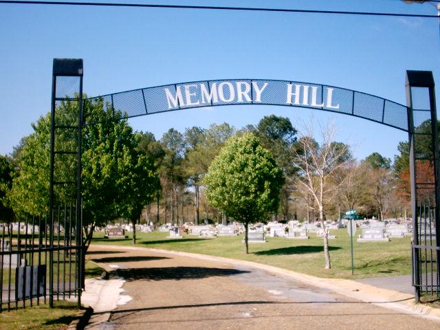 Memory Hill Cemetery in Albertville, Alabama