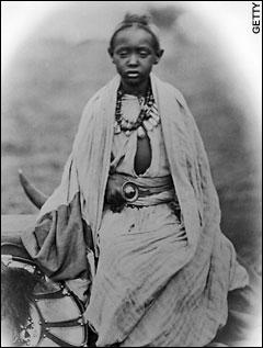 Prince Alemayehu Tewodros