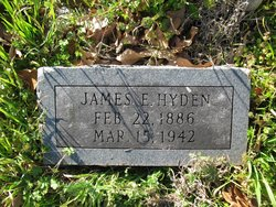 James Ellison Hyden