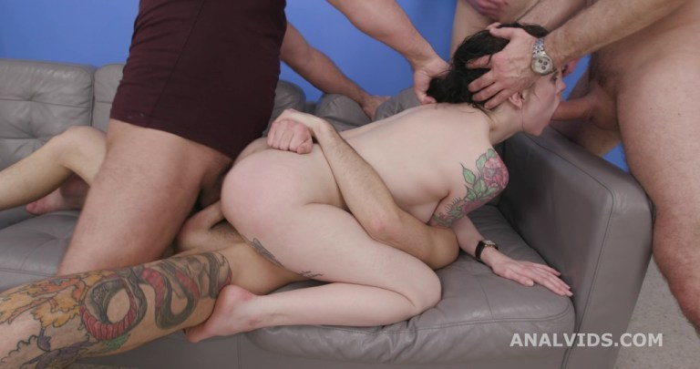 Anna de Ville directs her own Fantasy, Sleep Abduction with Balls Deep Anal, DAP, Gapes, Squirt, Monster Gapes GIO1752