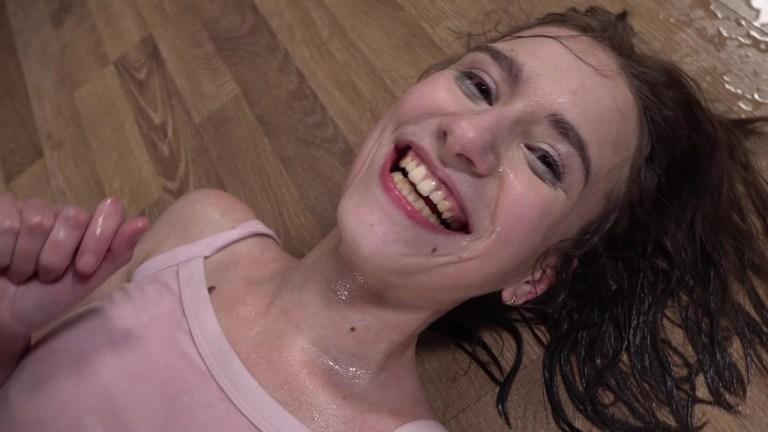 Anastasia Mistress - Big Pissing - Drinking Piss - Hard Anal Fuck + Spanking + Anal Squirt + Big Anal Gape VK047