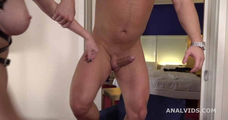 Mr. Anderson's Anal Casting, Welcome to Porn with Sata Jones, Balls Deep Anal, Gapes and Swallow GL345