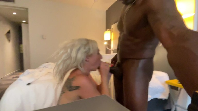 Rich cuckold orders BBC in anal for his wife JL049
