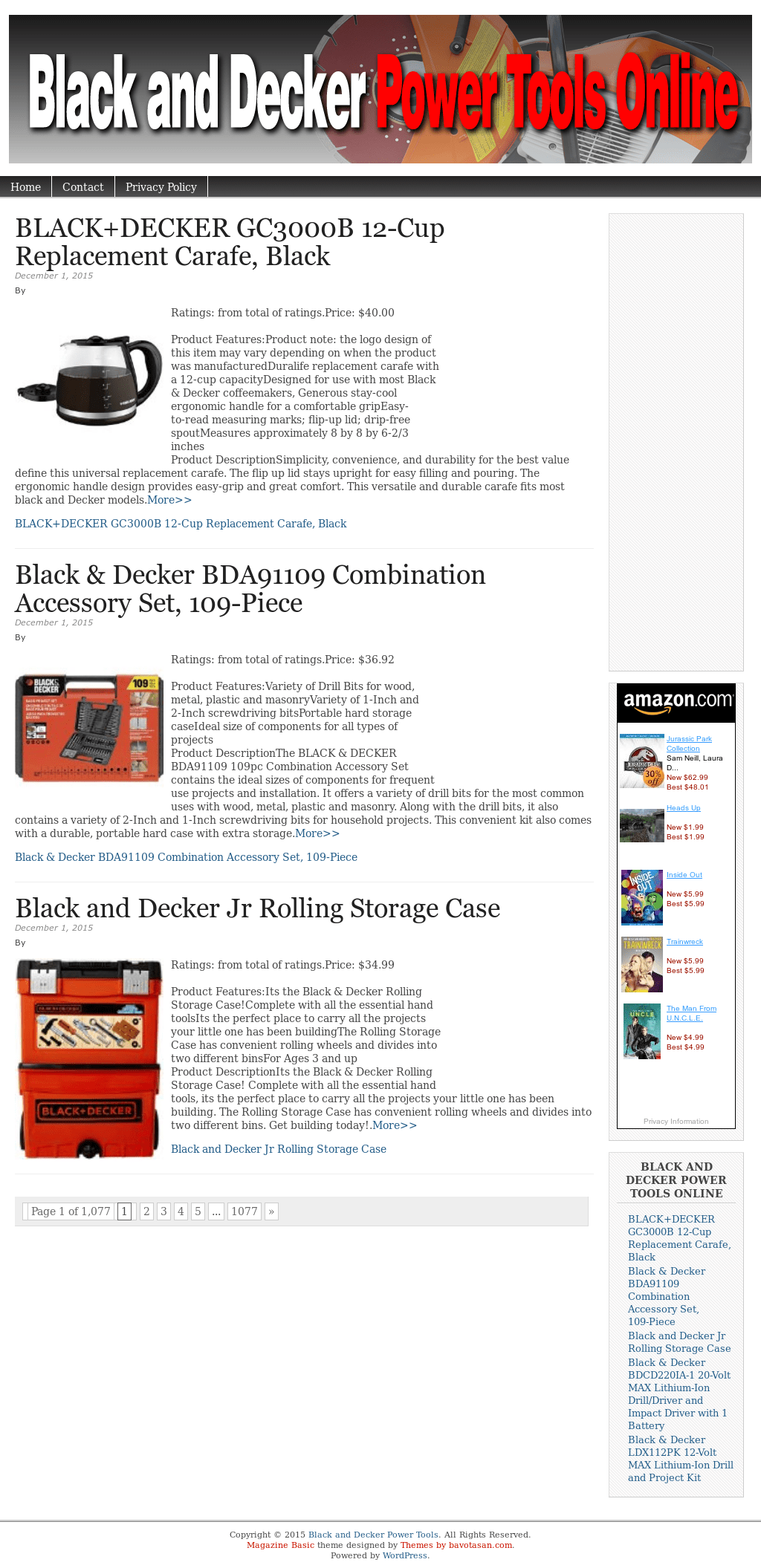 Black And Decker History