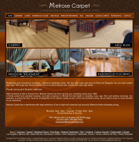 Melrose Carpet Competitors, Revenue and Employees