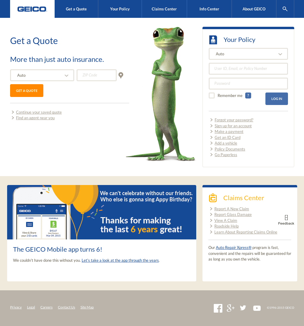 Geico Insurance Card Online
