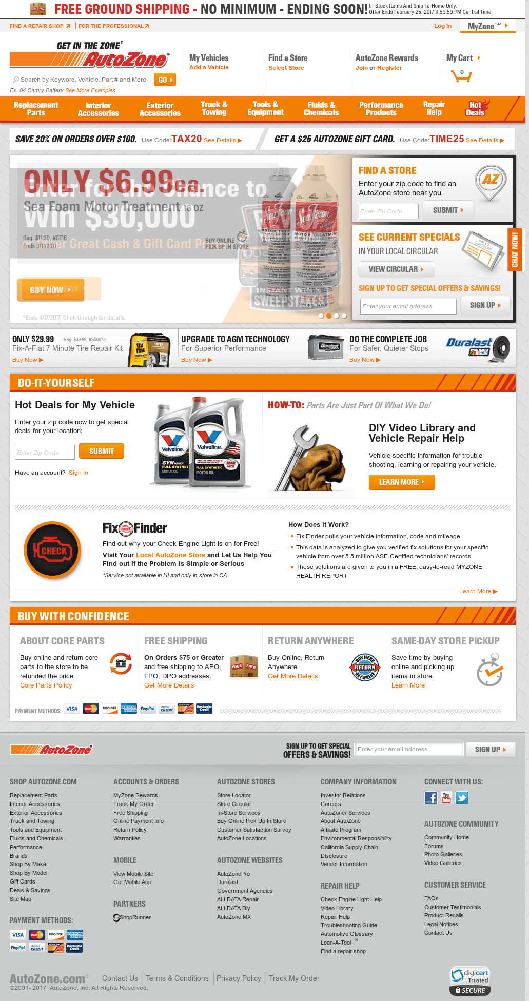 new style 5d2f0 f61af Autozone Competitors Revenue And Employees Owler Company Profile