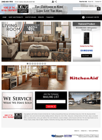 King Appliance & Furniture Competitors, Revenue and ...
