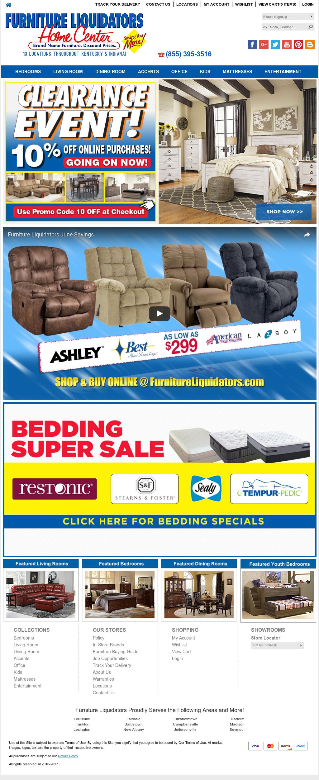 Furniture Liquidators Home Center Competitors Revenue And
