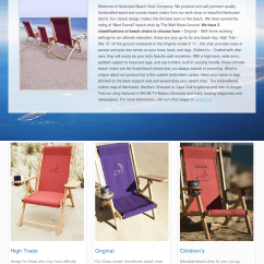 Nantucket Beach Chair Company Hammock Swing Australia Competitors Revenue And Employees Owler Profile