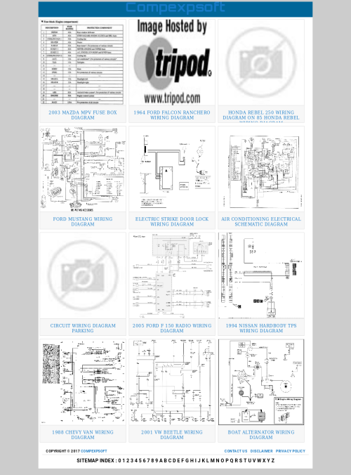 small resolution of 2003 mazda mpv wiring diagram