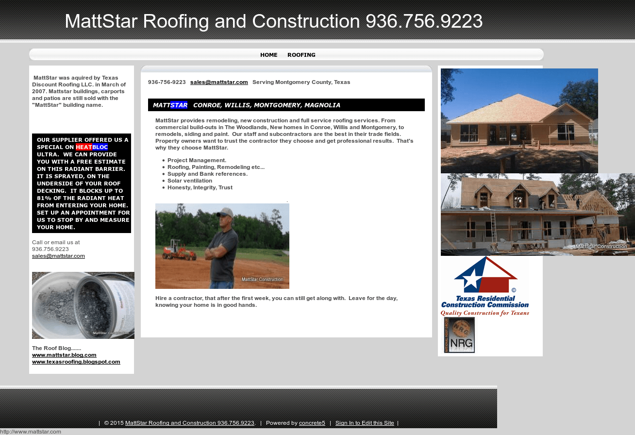 Cucina Lineare Metabolica Mattstar Roofing And Construction Competitors Revenue And