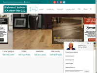 Rochester Linoleum And Carpet One Competitors, Revenue and