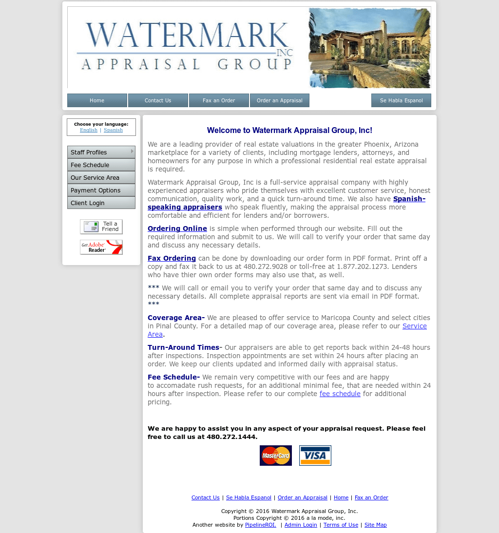 Watermarkappraisalgroup Competitors, Revenue And Employees - Owler Company  Profile