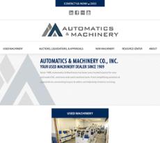Automatics And Machinery