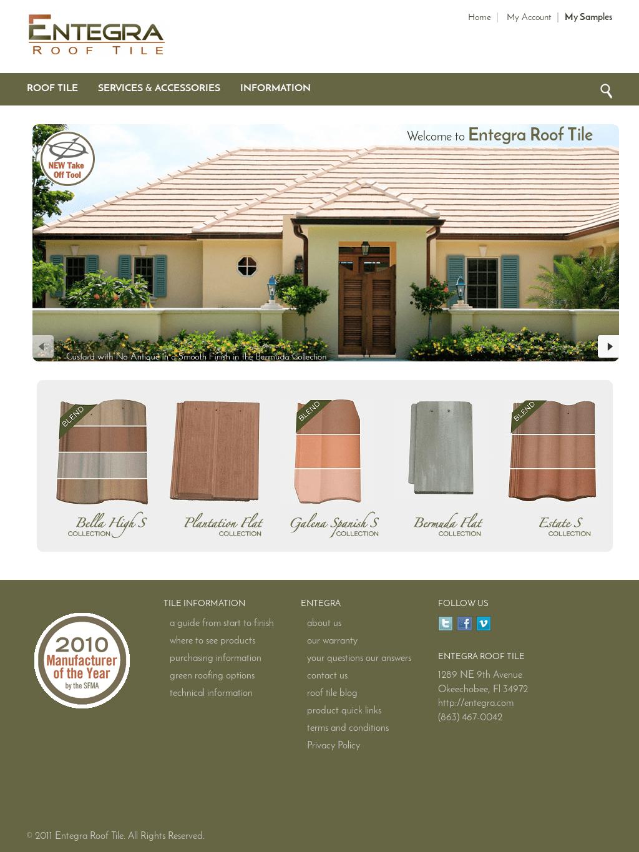 entegra roof tile s competitors