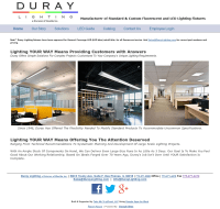duray lighting | Decoratingspecial.com