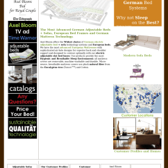 Axel Bloom Sofa Contemporary Minimalist Bed Dayawebdevelopment Competitors Revenue And Employees Owler Website History