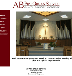 ab pipe organ service competitors revenue and employees owler company profile [ 1024 x 811 Pixel ]