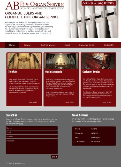 small resolution of website history