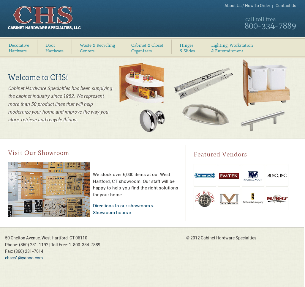 Cabinet Hardware Specialties Competitors Revenue And Employees  sc 1 st  Functionalities.net & Cabinet Hardware Specialties West Hartford Ct 06110 ...