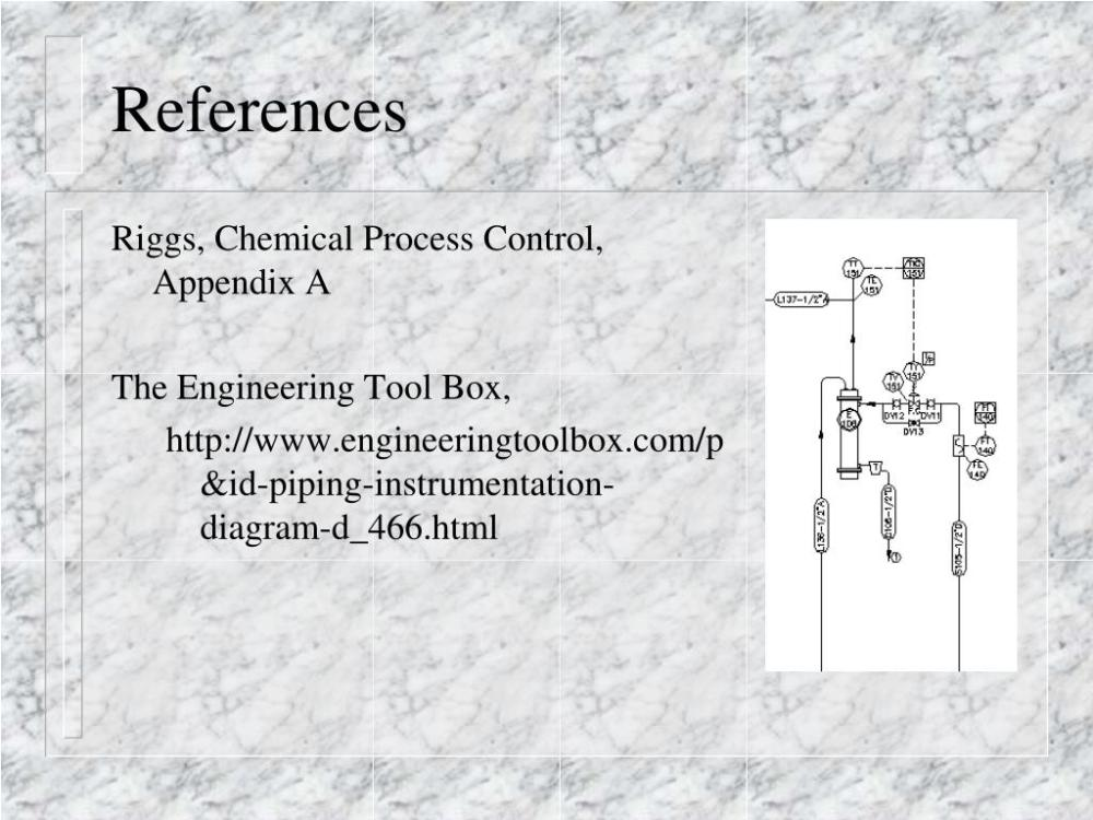 medium resolution of  chemical process control appendix a the engineering tool box http www engineeringtoolbox com p id piping instrumentation diagram d 466 html