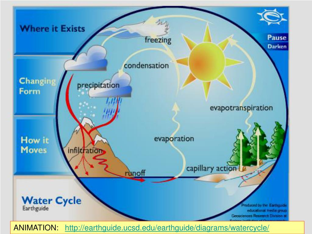 hight resolution of animation http earthguide ucsd edu earthguide diagrams watercycle