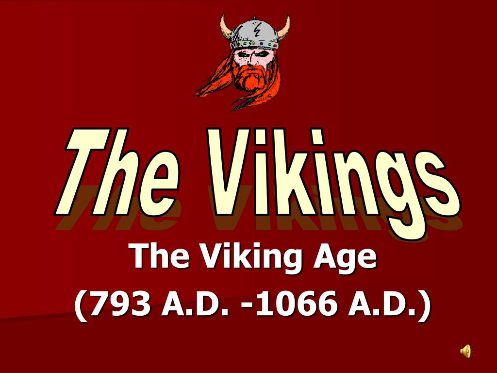Powerpoint Presentation On The Vikings Information On Viking